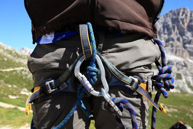 The Best Climbing Harness