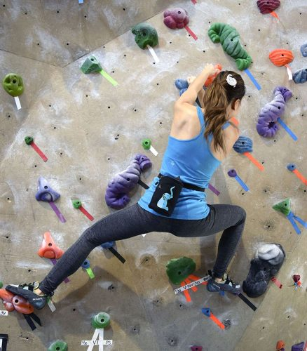 Rock Climbing Chalk Bags That Are Cool And Unique