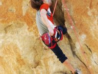 What is Lead Climbing?