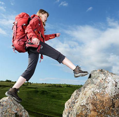 climbing approach