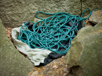 Climbing Rope Bags and Tarps: Keeping it Clean