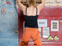 Training for Grip Strength with Hangboards