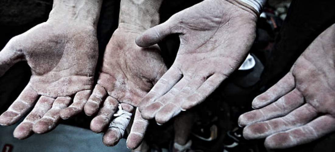 Hand Care Tips for Climbers