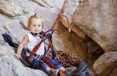 The Best Climbing Gear for Kids
