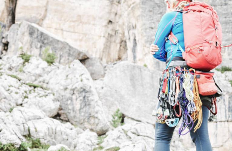 climbing pack
