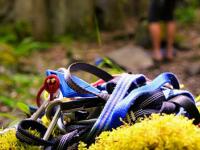 Rock Climbing Gear:  Using Slings, Webbing, and Cord